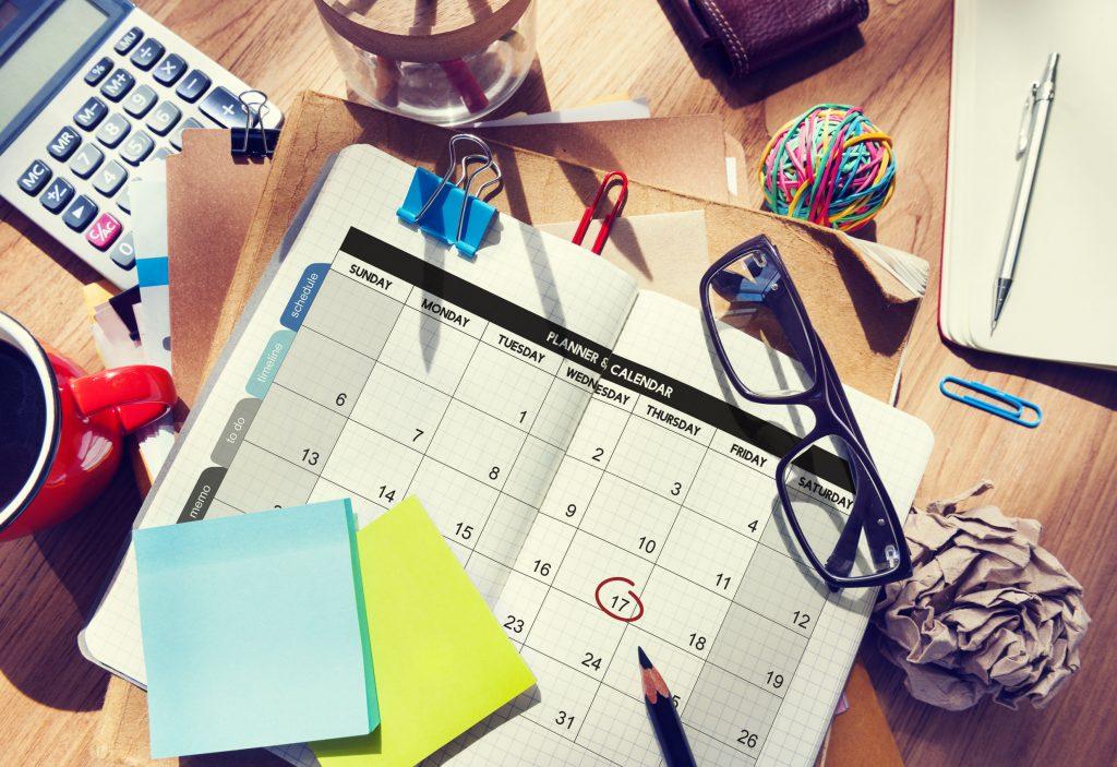 Calendar Planner for Dog Sitters